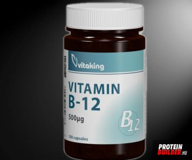 Vitaking B 12 vitamin
