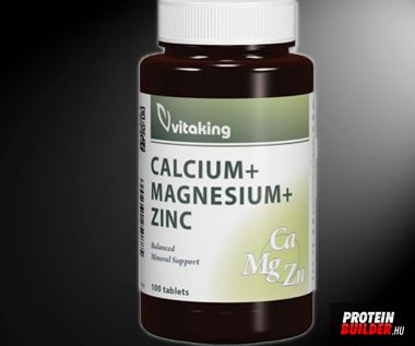 Vitaking Calcium+MG+Zinc
