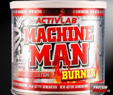 Activlab Machine Man Burner