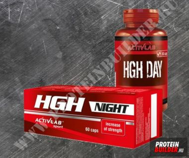 Activlab HGH DAY&HGH NIGHT