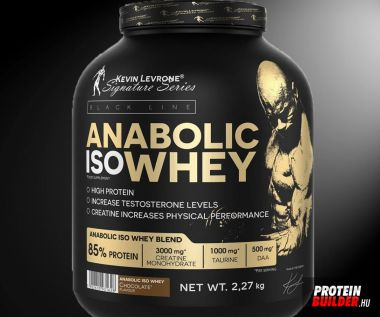 Kevin Levrone Anabolic Iso Whey 2000 g