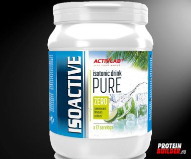 Activlab Iso Active Zero Natural