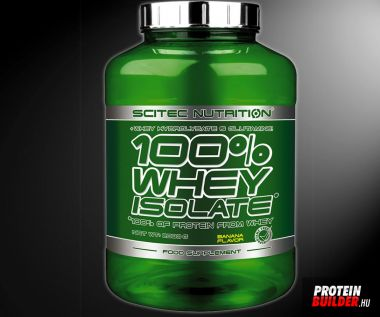 Scitec 100% Whey Isolate 2000g
