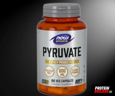 Now Foods Pyruvate 600mg