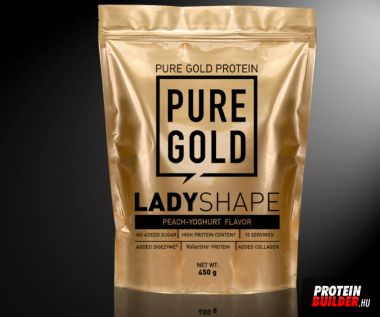 PureGold Nutrition Lady Shape 450g