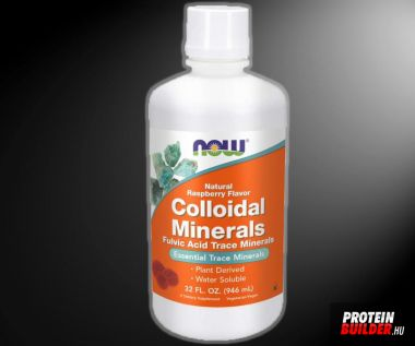 Now Foods Colloidal Minerals 947ml